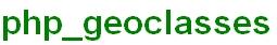 PHPGeoClasses project logo