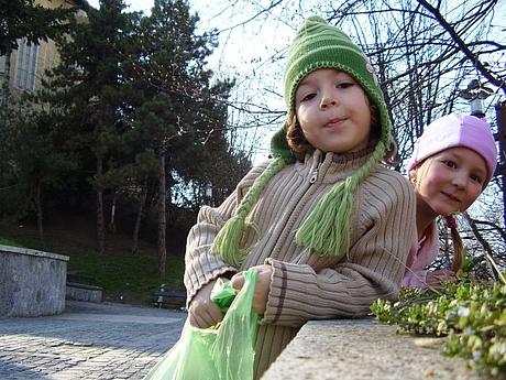 Laura a Barborka (pre zmenu)