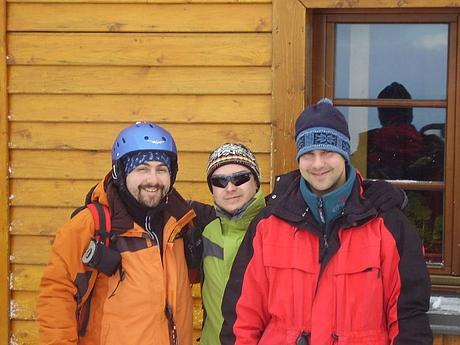 3P : Peter Mišovic, Peter Tomáš, Peter Sasvári