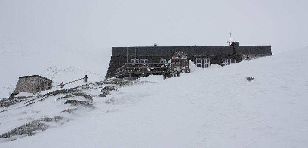 Zbojnícka chata, Veľká studená dolina, Vysoké Tatry