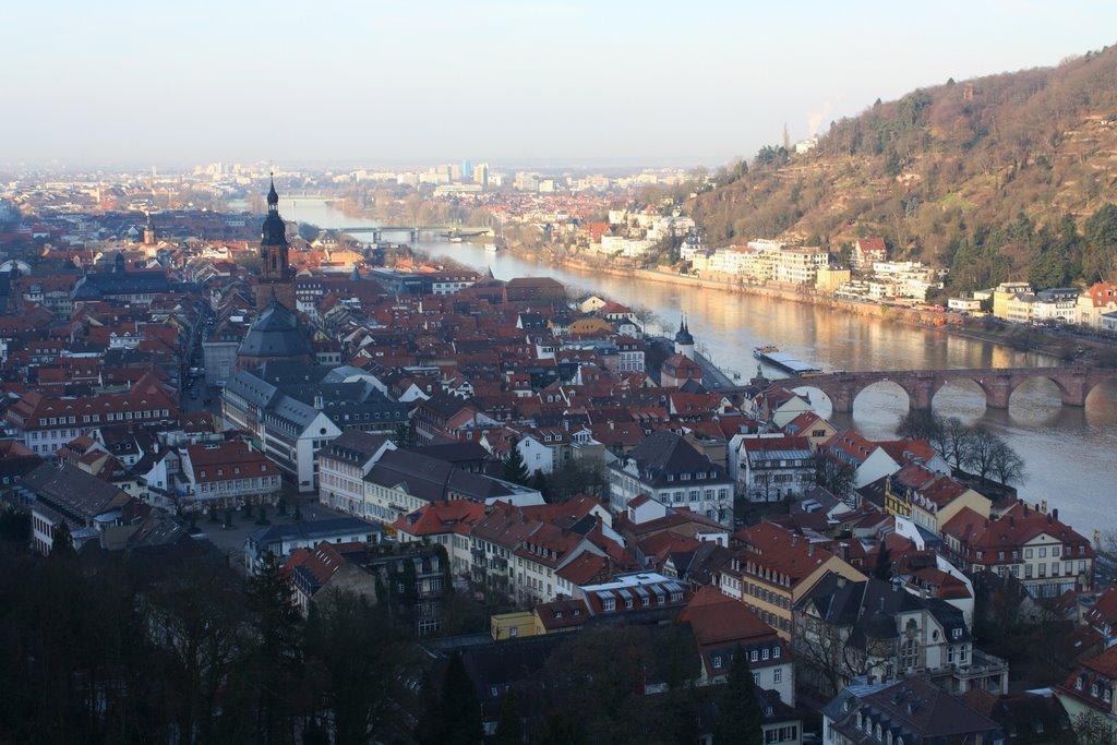 Heidelberg, Nemecko