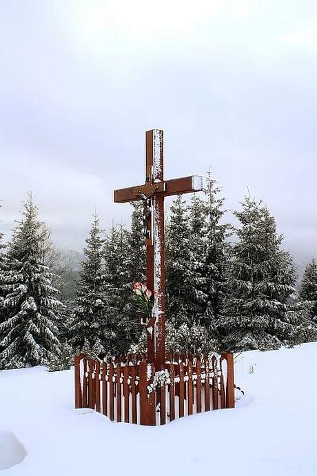 Kríž Bachledova dolina.