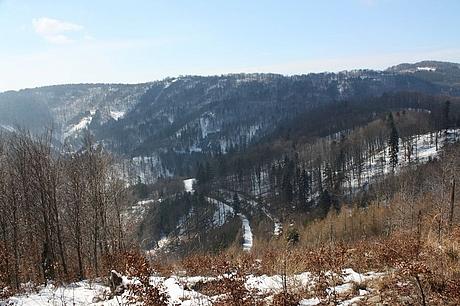 sedlo pod Bukovym vrchom