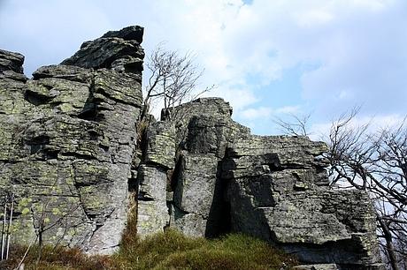 Kláštorská skala (1279m)