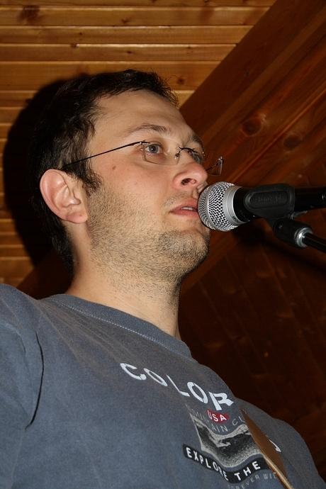 Mišo Major, spev, gitara, texty