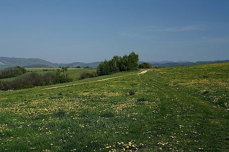 Jar nad Bukovcom