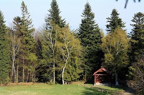 kaplnka, Lajoška