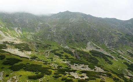 hrebeň Magúr