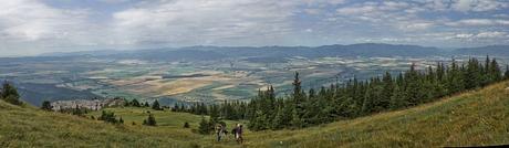 panorama z Tlstej