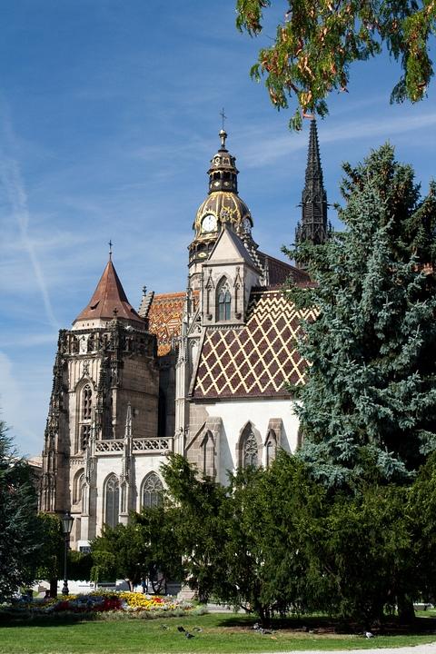 Alžbetin chrám, Košice