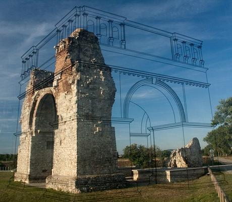 Rímska pamiatka, Petronell - Carnuntum