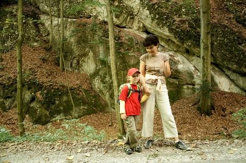 Laura s Mamkou Evou