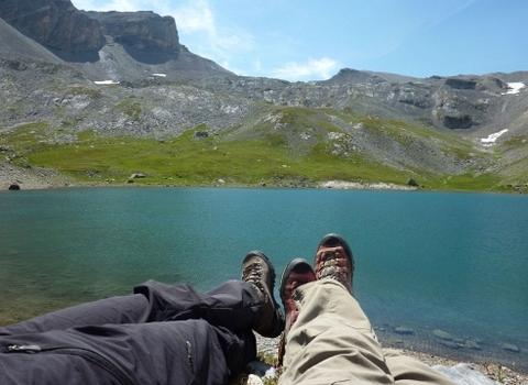 Grande Traversée des Alpes : Pralognan - Menton by Choucrouteman