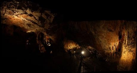 jaskyňa Domica, panoráma