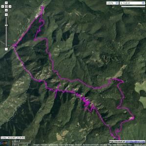 track zariadenia Sony GPS-CS1