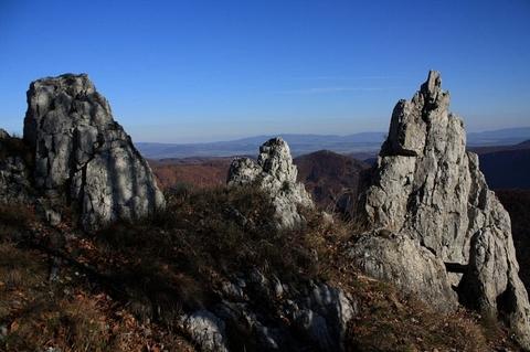 Bokšovské skaly, Čierna Hora