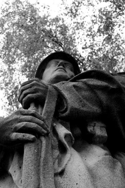 Partizánsky cintorín, Martin