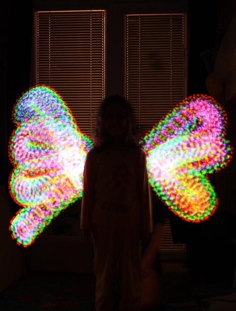 ... křídla motýliii ...