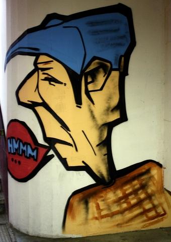 Graffiti, Banská Bystrica