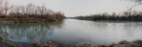 Sútok riek Torysa a Hornád, panoráma