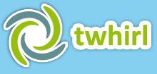 twhirl homepage