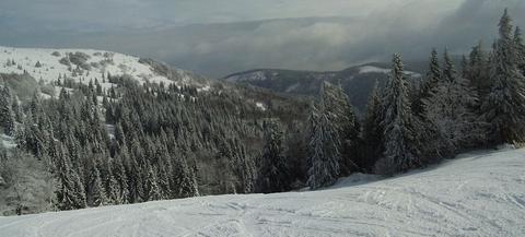 Golgota, Kojšova hoľa (panorama)
