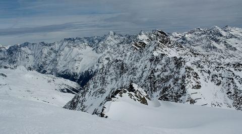 ... Alpské nekonečno VI. ...