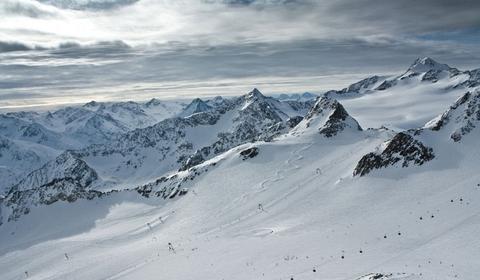 ... Alpské nekonečno V. ...