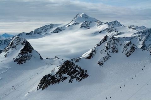 ... Alpské nekonečno IV. ...