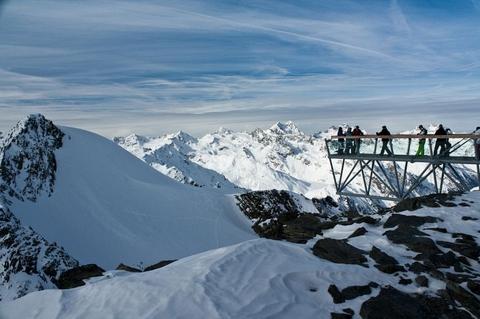 ... Alpské nekonečno II. ...