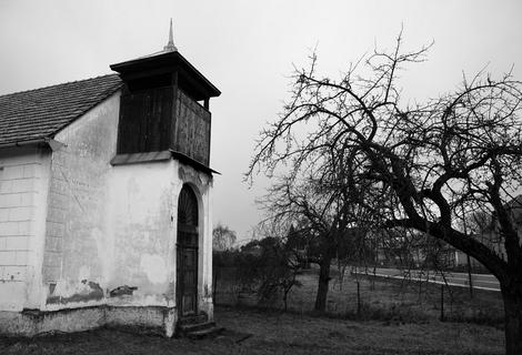Bakta, kostolík