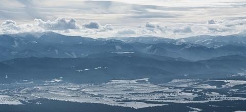 Prečerpávacia vodná elektráreň Čierny Váh a hrebeň Nízkych Tatier