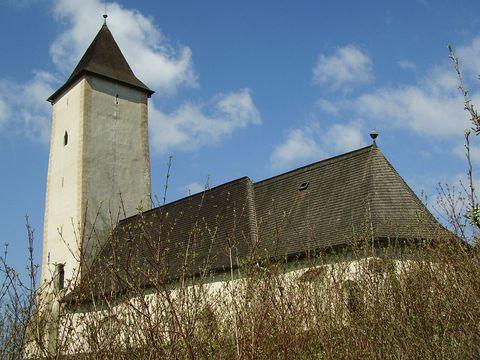 Svinica, kostol