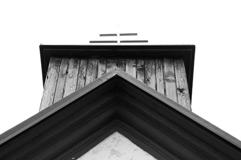 ... v Rosine sme navštívili jej najstaršu stavbu ...