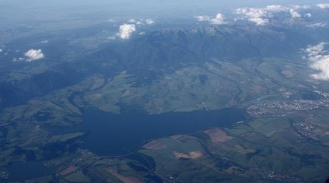 Liptovská Mara, Západné Tatry
