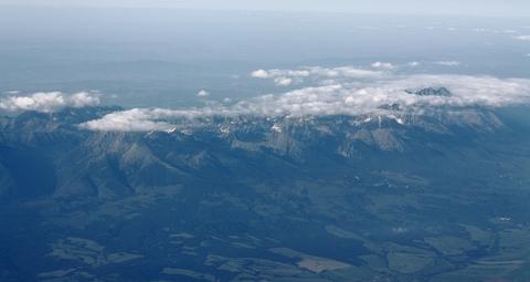 ... cestou späť - Západné Tatry ...