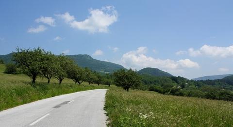 Krásny kraj medzi Slovenským krasom a Volovskými vrchmi