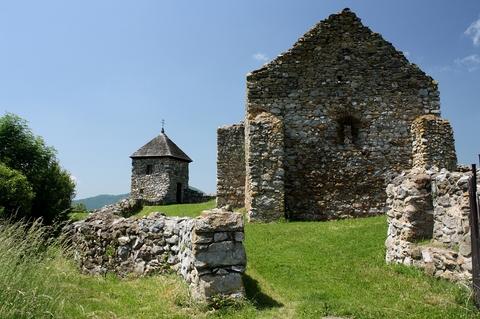Husitská pevnosť, Lúčka