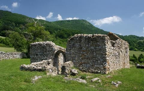 Husitský kostrol, Lúčka, Slovenský kras