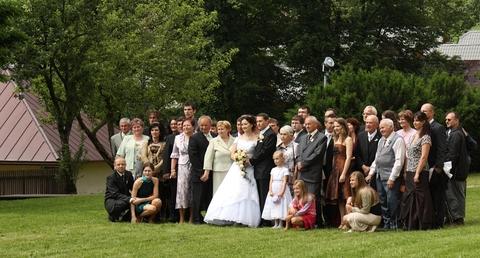 ... svadobná fotografia ...