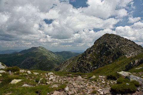 Chopok, Nízke Tatry.