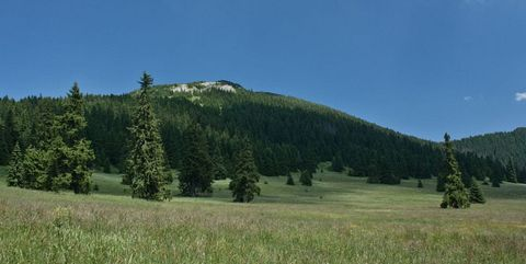 Veľký Choč, Chočské vrchy