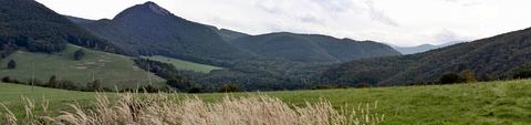Sivec, Čierna hora (panoráma)
