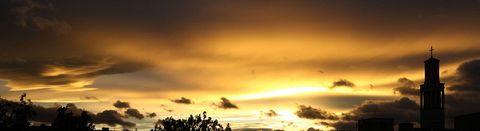 Zapadalo 01.09.2010 (panorama)