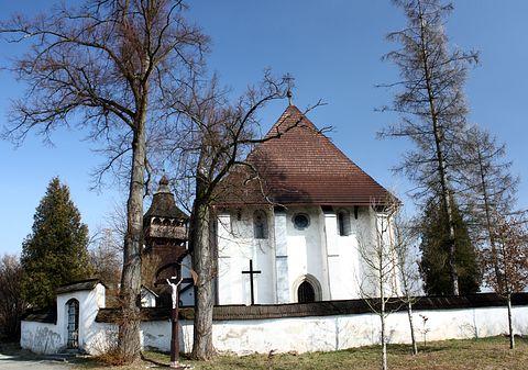 Stará Halič, Patrocínium sv. Juraja