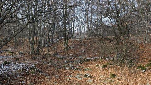 Zádielske hradisko, Slovenský kras
