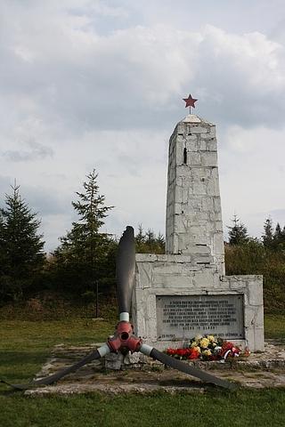 Javorina, pamätník, Levočské vrchy