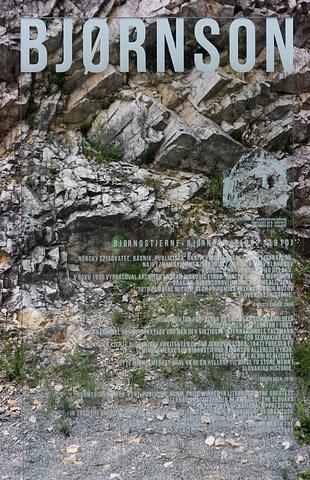 Bjørnstjerne Bjørnson, pamätník, Ružín