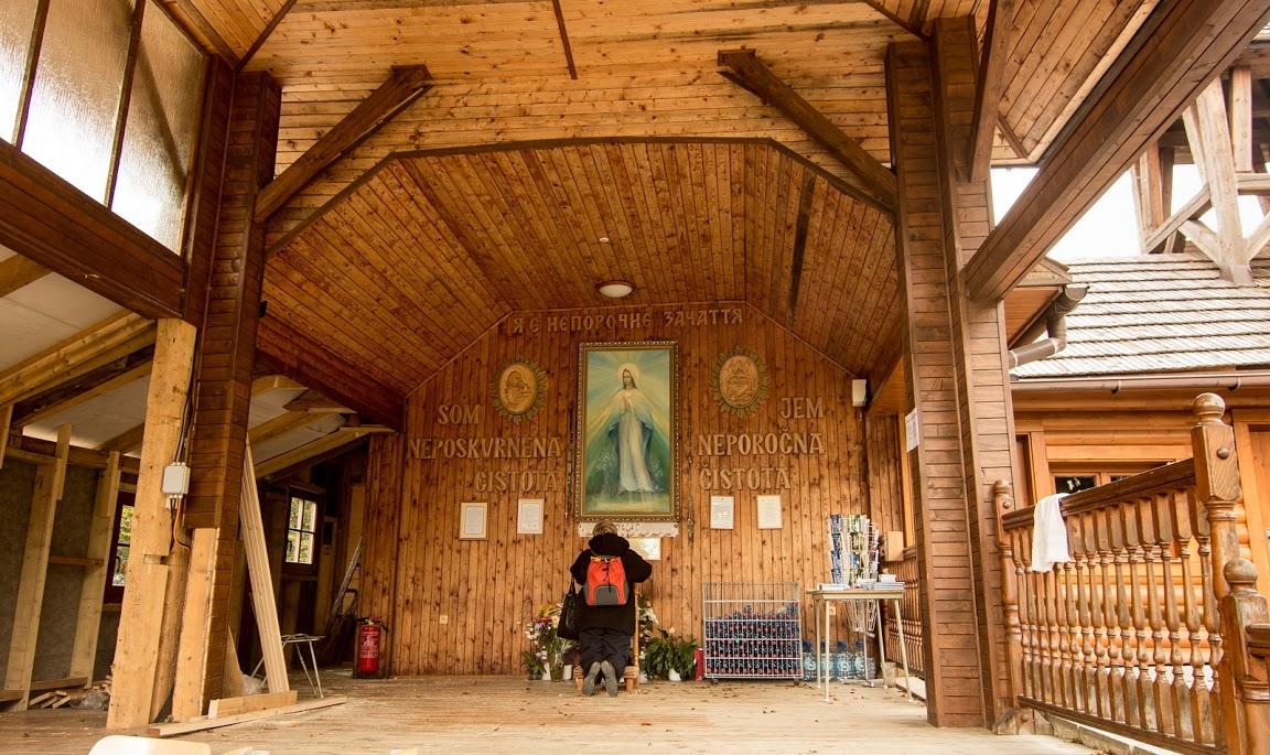 Litmanová, hora Zvir