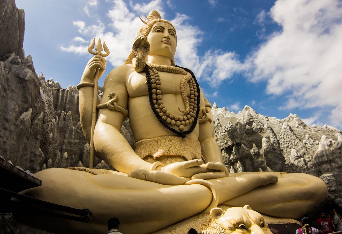 Shiva temple, Bangalore
